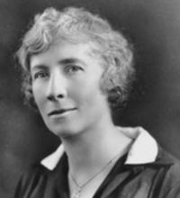 Portrait of Lillian Moller Gilbreth
