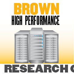 Brown HPC Cluster