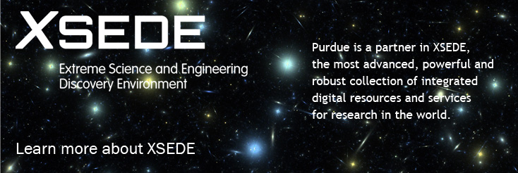 Extreme Science and Engineering Discovery Environment