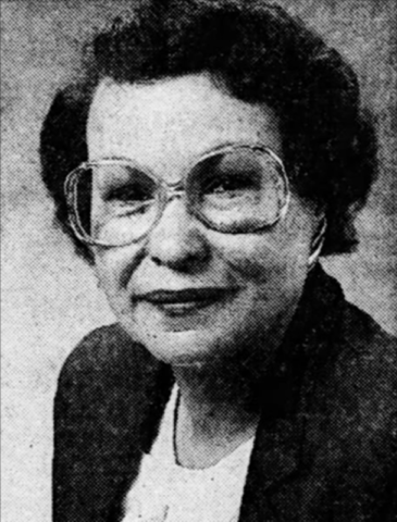 Portrait of Clara Bell Sessions